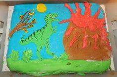 Festa di dinosauri