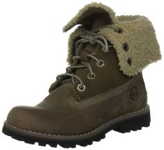 Timberland Kids  6  Shearling Classic Boots