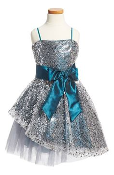 Un Deux Trois Sequin Dress (Big Girls) available at #Nordstrom