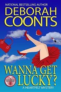 WANNA GET LUCKY? (The Lucky O'Toole Vegas Adventure Series Book 1) by Deborah Coonts http://smile.amazon.com/dp/B00ZODABCU/ref=cm_sw_r_pi_dp_QOowwb0S2GSNE