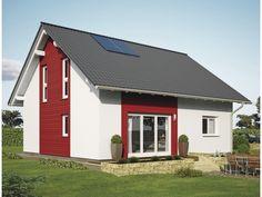 Balance 200 - #Einfamilienhaus von WeberHaus GmbH & Co. KG   HausXXL #Fertighaus #Energiesparhaus  #klassisch #Satteldach