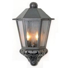 "Tuscany TC3800 Series 22.5"" Pocket Lamp Finish: Old Bronze by Melissa Lighting. $226.60. TC38915-OB Finish: Old Bronze Features: -Pocket lamp.-Seedy glass panel.-Electronic ballast EBPL: 13 (four pin).-UL Listed. Options: -Available in Black, White, Old Iron, Architectural Bronze, Rusty Nail, Old Bronze, Old World, Aged Silver, Patina Bronze and Old Copper finishes. Construction: -Cast aluminum construction. Specifications: -Accommodates(2) 60W Candelabra bulbs. Di..."