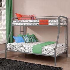 DHP Twin over Full Bunk Bed & Reviews | Wayfair