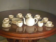Pottery italy vintage string