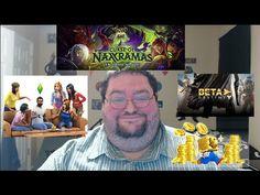 Destiny Beta, Sims 4, Club Nintendo - We Game