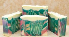 Organic Soap Handmade Soap Sleigh Bells Ring - pinned by pin4etsy.com