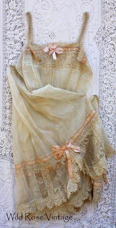 .camisón antiguo