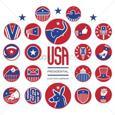 usa-presidential-election-campaign-icons_1529761.jpg (1300×1300)