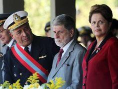 Dilma manda punir 150 militares da reserva por se manifestarem contra as opiniões das Ministras Maria do Rosário (Direitos Humanos) e Eleonora Menicucci (Mulheres)