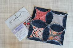 How to Use the June Tailor Charming Circles Ruler