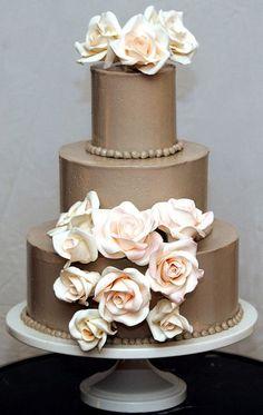 choco-tarta para bodas