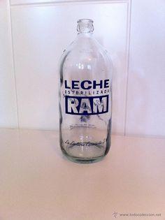Botella de leche RAM