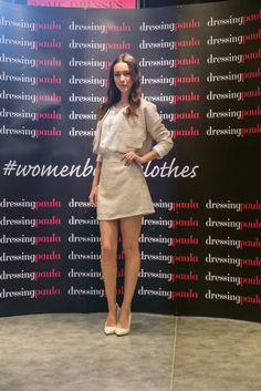 #dressingpaula #womenbeforeclothes #SS15