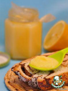 Лимонный крем (Lemon curd) - кулинарный рецепт