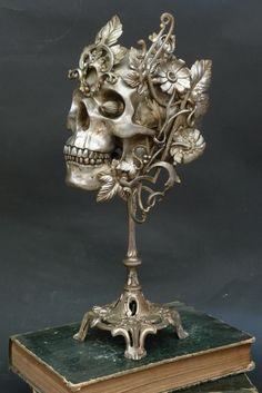 L'homme « augmenté » Sculptures de Gonzal