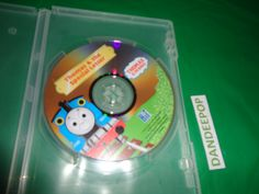 Thomas The Tank Engine Thomas & The Special Letter DVD 2004 find me at www.dandeepop.com