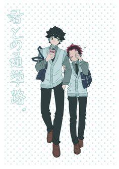Anime Demon, Manga Anime, Anime Art, Hero Wallpaper, Naruto Wallpaper, Girls Anime, Cute Anime Guys, Demon Slayer, Slayer Anime