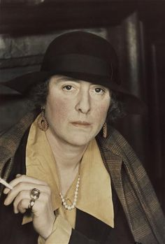 """Vita Sackville-West, London, 1939, The affair for which Sackville-West is most remembered was with the prominent writer Virginia Woolf in the late 1920s. Woolf wrote one of her most famous novels, Orlando, described by Sackville-West's son Nigel Nicolson as """"the longest and most charming love-letter in literature"""", a biography beginning in the year 1500 and continuing to the present day, called Orlando.....♔..."""