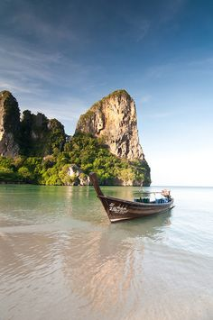 West Beach - Krabi - Thailand (von Mark Fischer) | Amazing Places