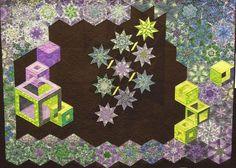 Quilt Inspiration: Green, green: Arizona Quilt Show 2012