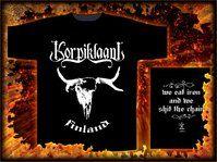 Finland T-shirt - Korpiklaani Webshop