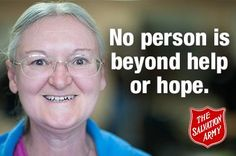 #Poverty is at the root of many of the social service problems The Salvation Army sees every day.