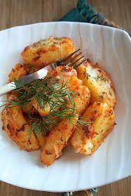Nie wyobrażam sobie, by kiedykolwiek znudziły mi się pieczone ziemniaki. No, chyba że jadłabym je codziennie - wtedy dopuszczam taką możliwo...