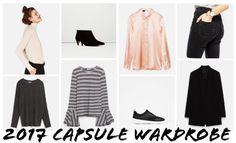 Capsule Wardrobe  2017