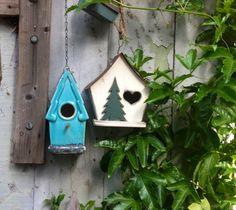 #ceramic #birdhouse