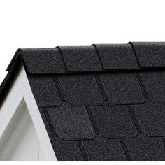 Owens Corning Berkshire Ft Canterbury Black Algae Resistant Hip And Ridge Roof Shingles Asphalt Roof Shingles, Roofing Shingles, Ridge Roof, U Tube, Roof Covering, The Gables, Flat Roof, House Roof, Canterbury