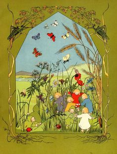 Sibylle Von Olfers--Root Children
