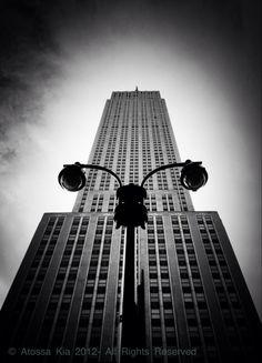 Empire State Building  Photo by Atossa Kia   www.LP-Photos.com