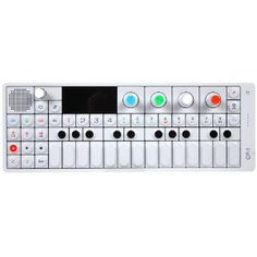 Amazon.com: Teenage Engineering OP1 Portable Synthesizer / Sampler / Controller Keyboard: Musical Instruments