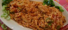 Kip Jambalaya – een kruidig rijstgerecht | lekkertafelen.nl