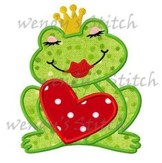 Embroidery designs free baby products 62 ideas for 2019 Machine Applique Designs, Applique Embroidery Designs, Machine Embroidery Applique, Applique Patterns, Embroidery Fonts, Valentine Love, Valentine Crafts, Embroidery Machine Reviews, Free Motion Quilting