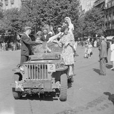 IWM BU 39. Note the bullet hole in the windshield which matches some of the footage of the liberation of Paris.