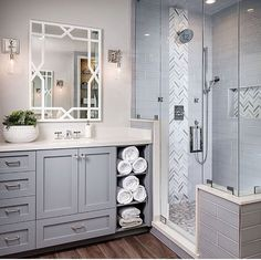 Grey Subway Tile Is A Arizona Tile H Line. Grey Bathroom Tiling Tracy Lynn  Studio Love This Bathroom