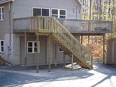 Best 2Nd Story Deck With Stairs Design Images Second Story 400 x 300