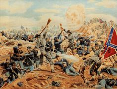 July 30, 1864: In an effort to penetrate the Confederate lines around Petersburg, Va. Union troops explode a mine underneath the Confederate trenches but fail to break through. The ensuing action is known as the Battle of the Crater.
