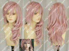 Final Fantasy XIII - Lightning Wig