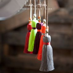 These tassels add some spunk to just about anything!🌴🌴🌴 www.indiahicks.com/rep/melissaeiferle
