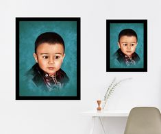 Cute little boy painting , always brings smiles on your face❤️❤️❤️ Turn your baby photos into awesome paintings👍 Done by our professional Artists👆 Photo to art Starting at just 450/- For orders visit www.doozypics.com For Quicker response reach us @ whats app: 7799779935 Awesome Paintings, Photo To Art, Photo Restoration, Cute Little Boys, Photo Retouching, Online Gifts, Online Art, Baby Photos, Pop Art