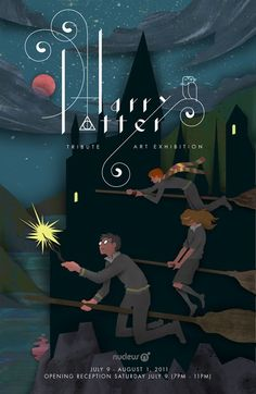 Event: Harry Potter Art Exhibition