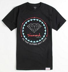 Diamond Supply Co Ain't Gold Tee