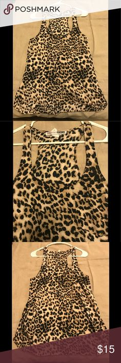 🌞Leopard top Nice top in leopard pattern, perfect with leggings Necessary Objects Tops Blouses