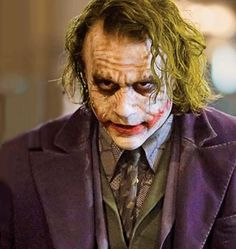 RIP Heath Andrew Ledger - 4th April 1979 to 22 January 2008! The best bloody performance of The Joker since Jack Nicholson!