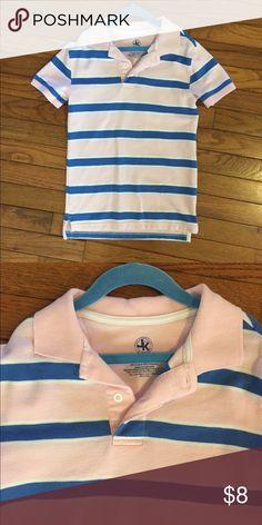 Boys Polo shirt Pink Polo shirt EUC boys size small (8). JK Shirts & Tops Polos
