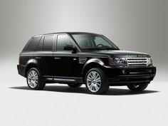 2009 Range Rover Sport...a girl can dream!