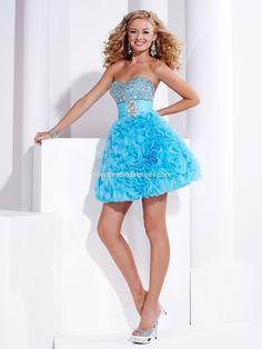 Short Cocktail Prom Dresses | Prom Dress => 2012 Cocktail Dresses =>2012 Sweet Short Sweetheart Neck ...
