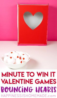 These Valentine games are perfect for all ages - challenging enough for older kids and adults, but still simple enough that younger children can join in the fun! Valentines Games For Couples, Valentine Games, Valentines Anime, Valentines Balloons, Valentine Activities, Valentines Day Party, Valentines For Kids, Valentine Day Crafts, Valentine Ideas